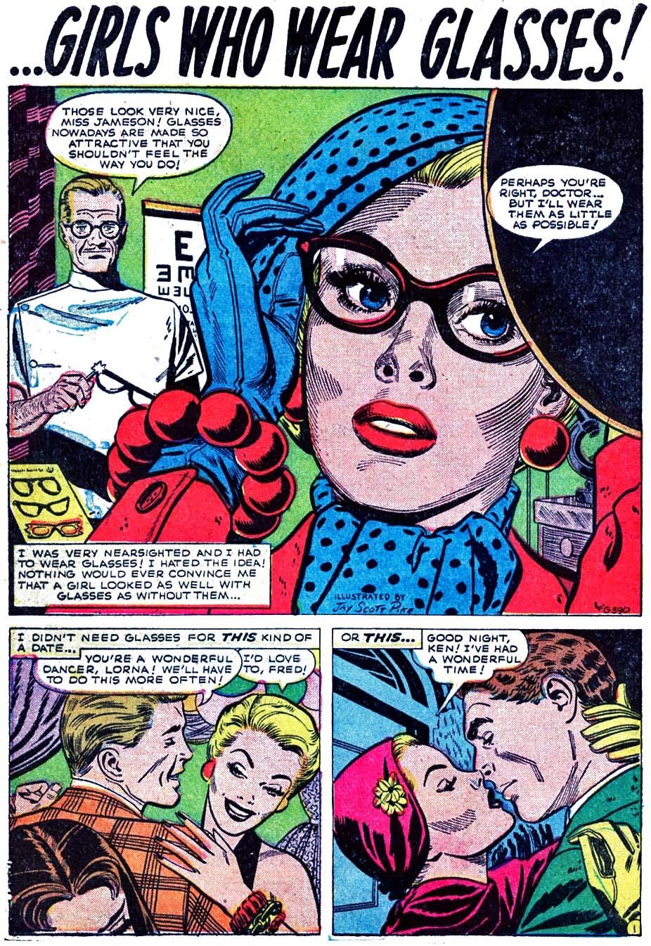 Love Romances (1949) issue 52 - Page 10