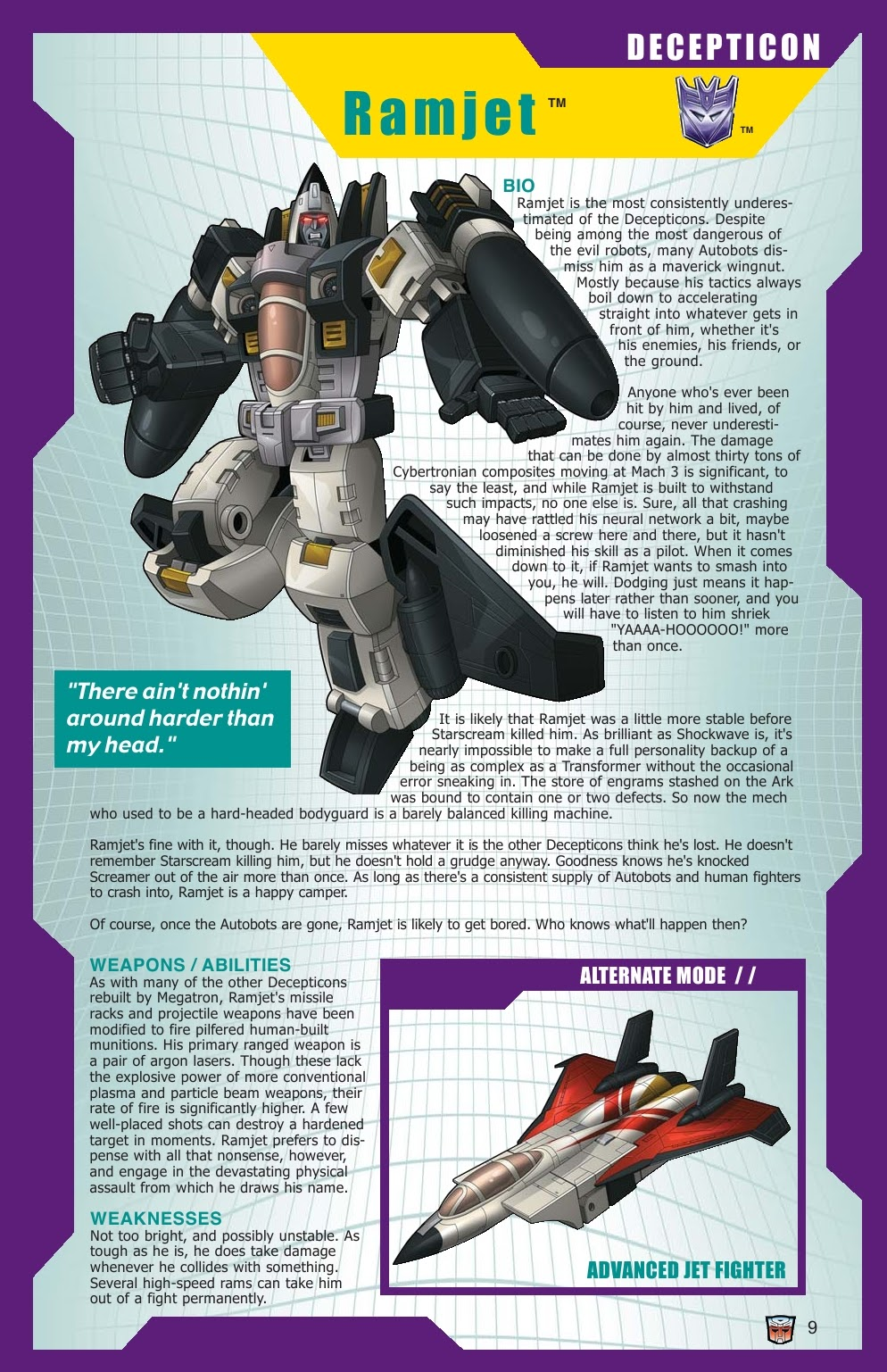 Read online Transformers: Collectors' Club comic -  Issue #15 - 9
