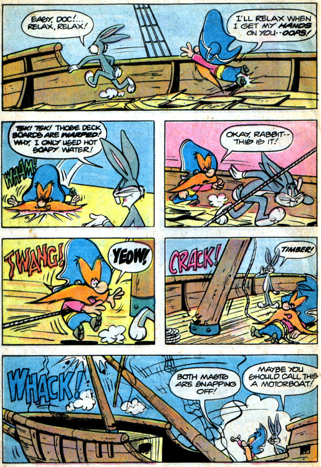 Yosemite Sam and Bugs Bunny issue 44 - Page 24