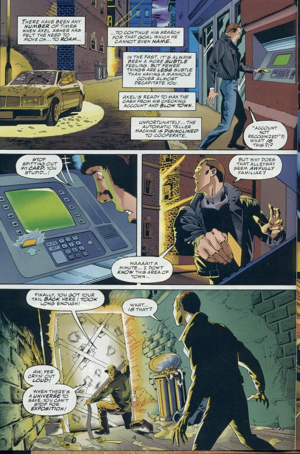 Read online DC Versus Marvel Comics comic -  Issue #2 - 6