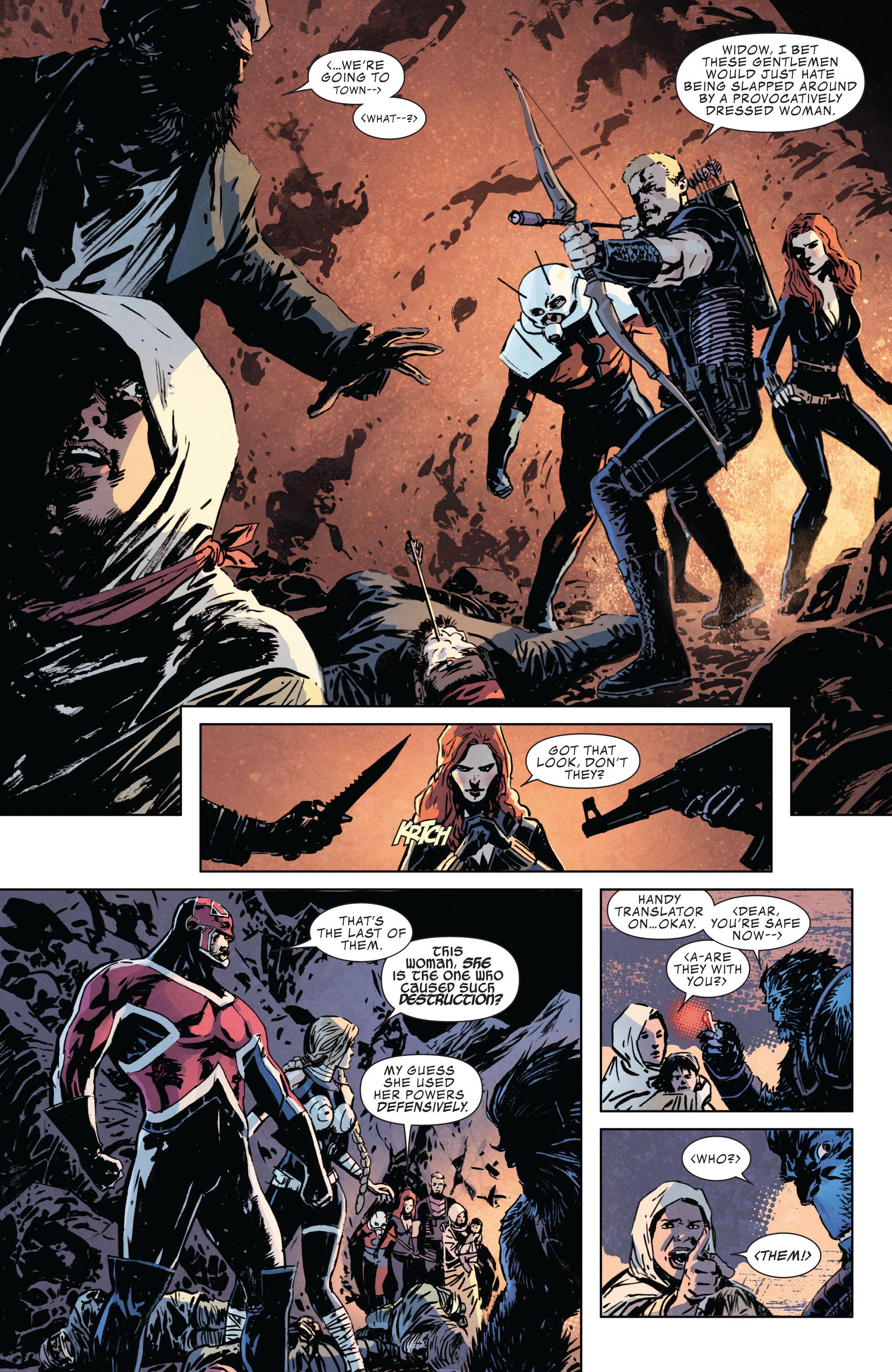 Read online Secret Avengers (2010) comic -  Issue #22 - 15