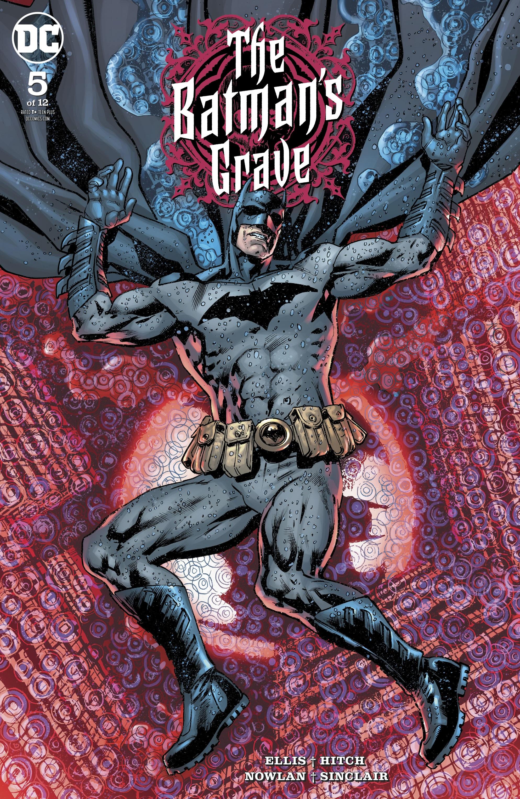 The Batmans Grave 5 Page 1