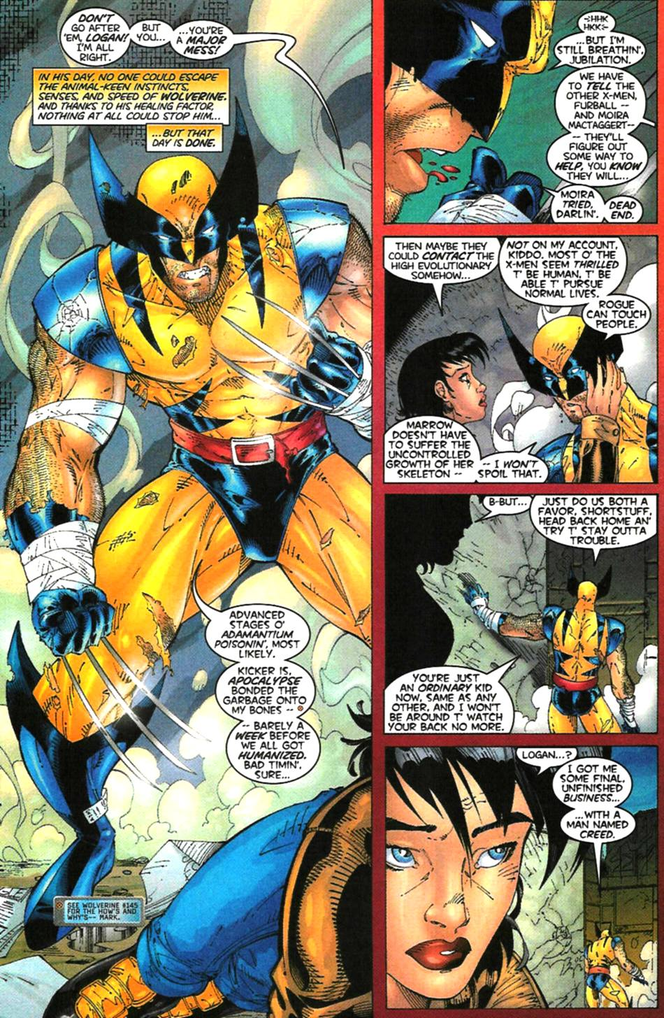 X-Men (1991) 99 Page 17