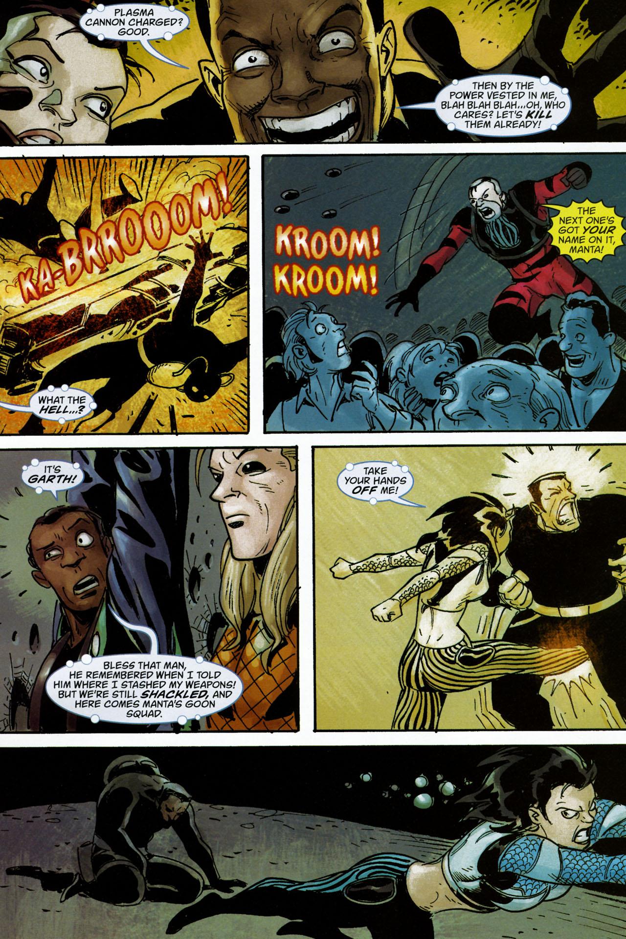 Read online Aquaman: Sword of Atlantis comic -  Issue #53 - 17