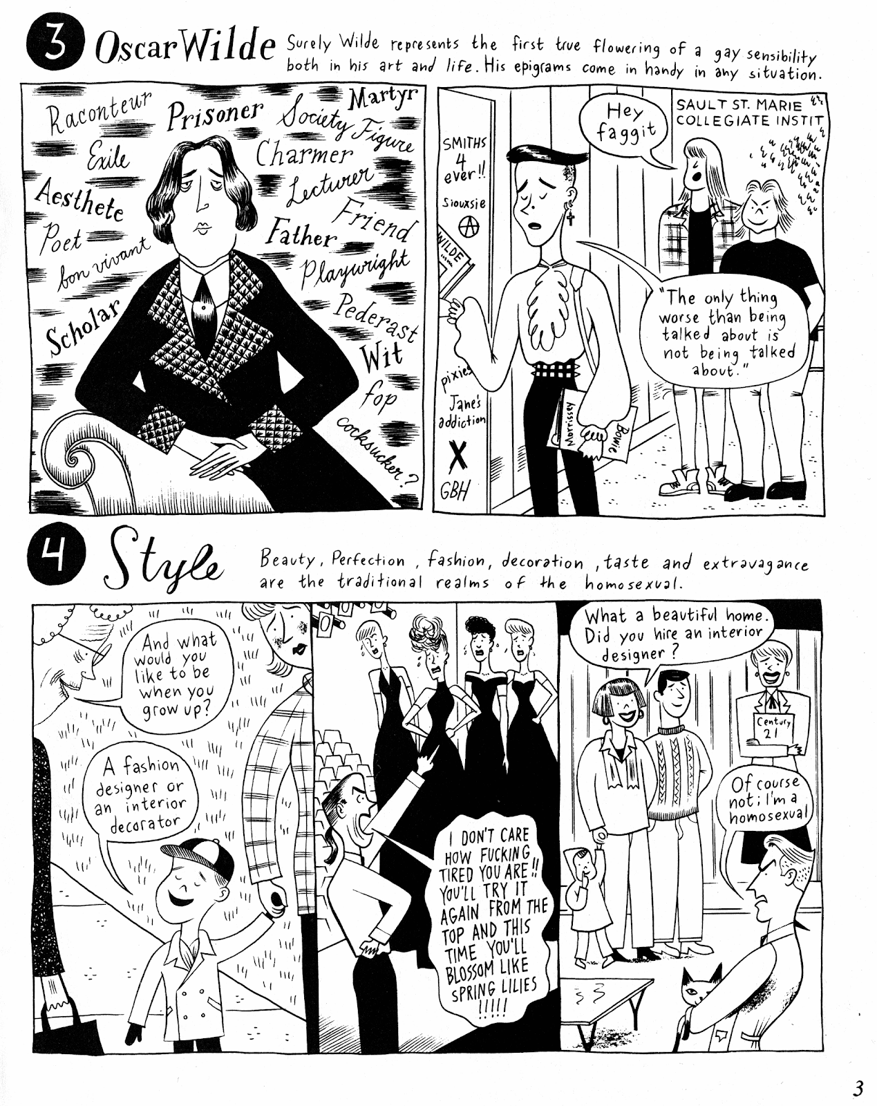 Drawn & Quarterly (1990) issue 7 - Page 5