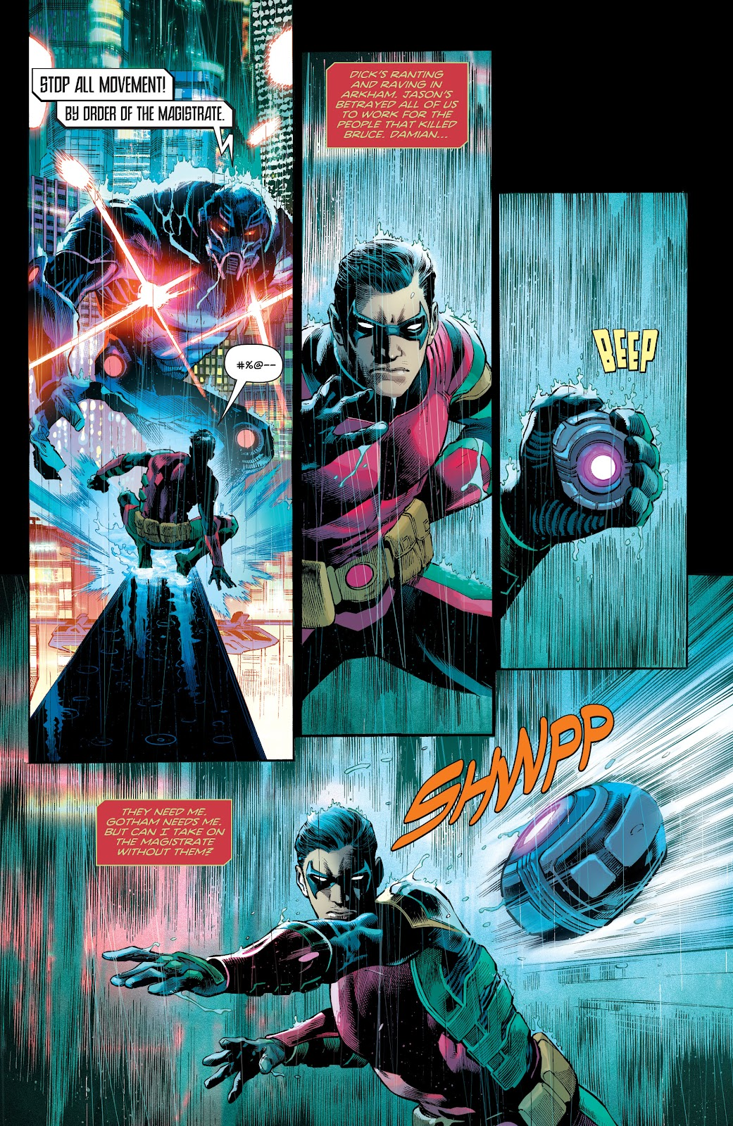 Future State: Robin Eternal issue 1 - Page 5