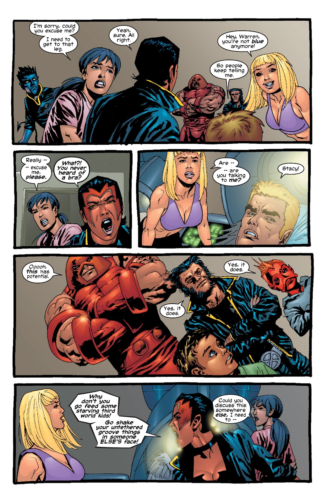Read online X-Men: Unstoppable comic -  Issue # TPB (Part 1) - 83