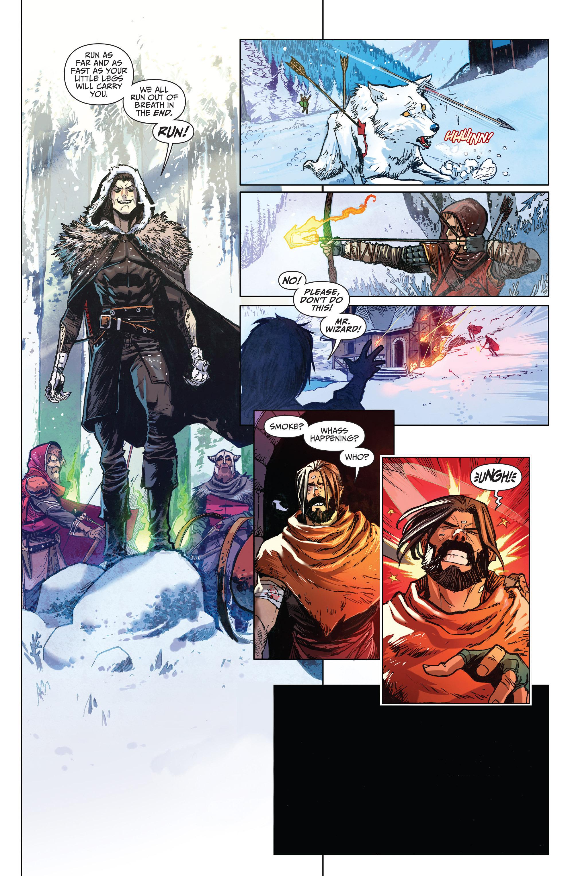 Read online Klaus comic -  Issue #6 - 8