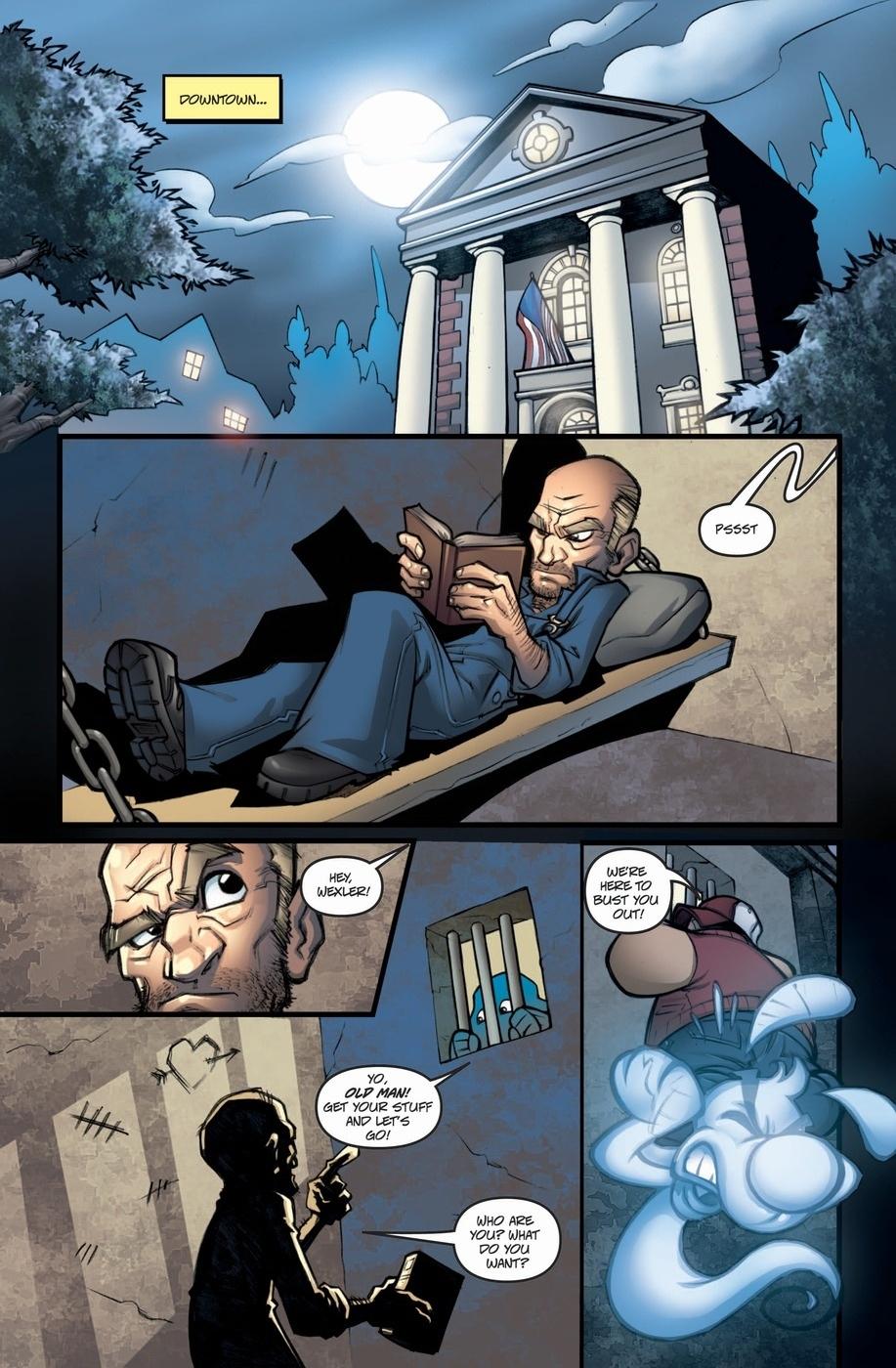 Read online Ralph Filmore comic -  Issue # Full - 36