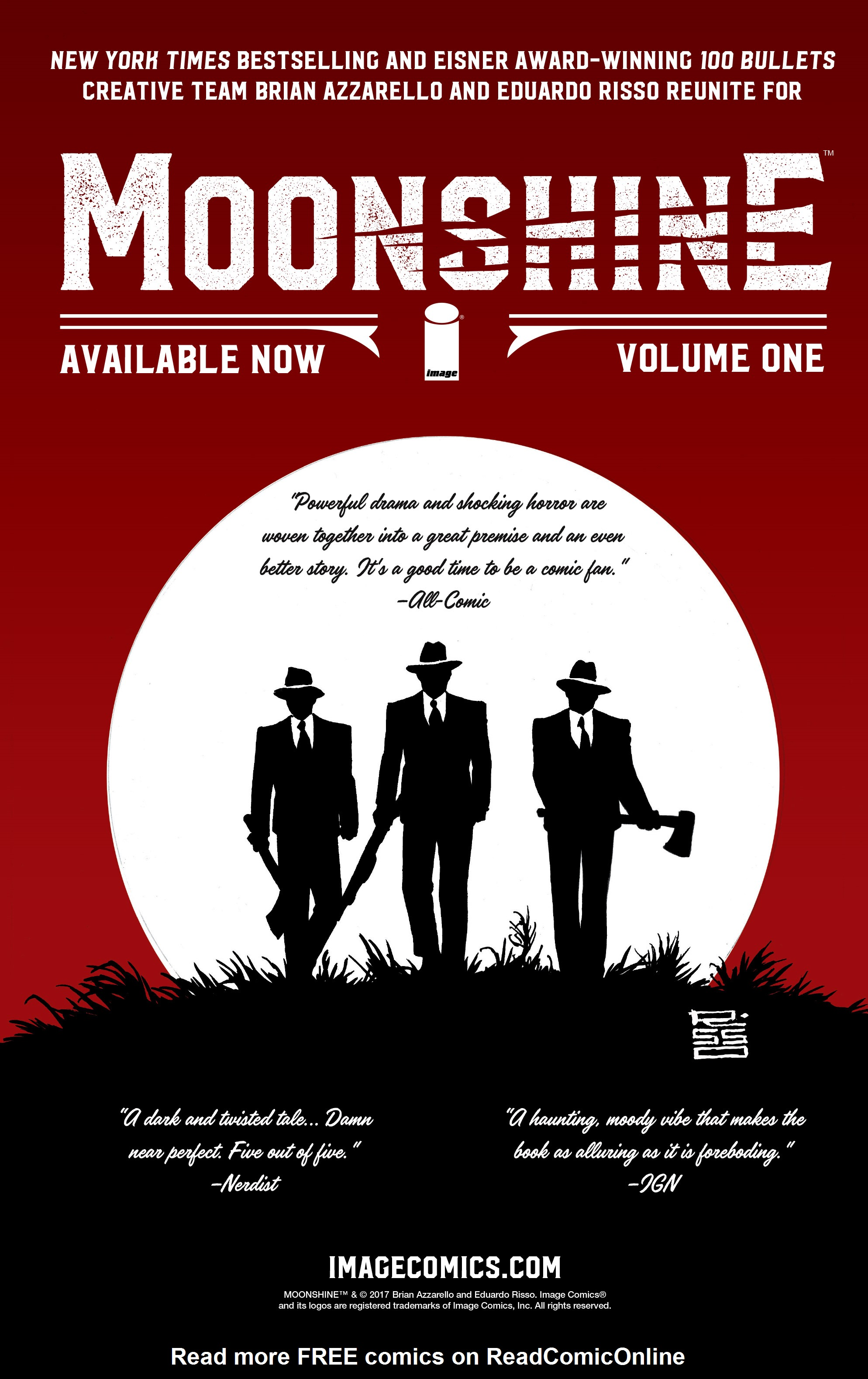 Read online The Divided States of Hysteria comic -  Issue #1 - 31
