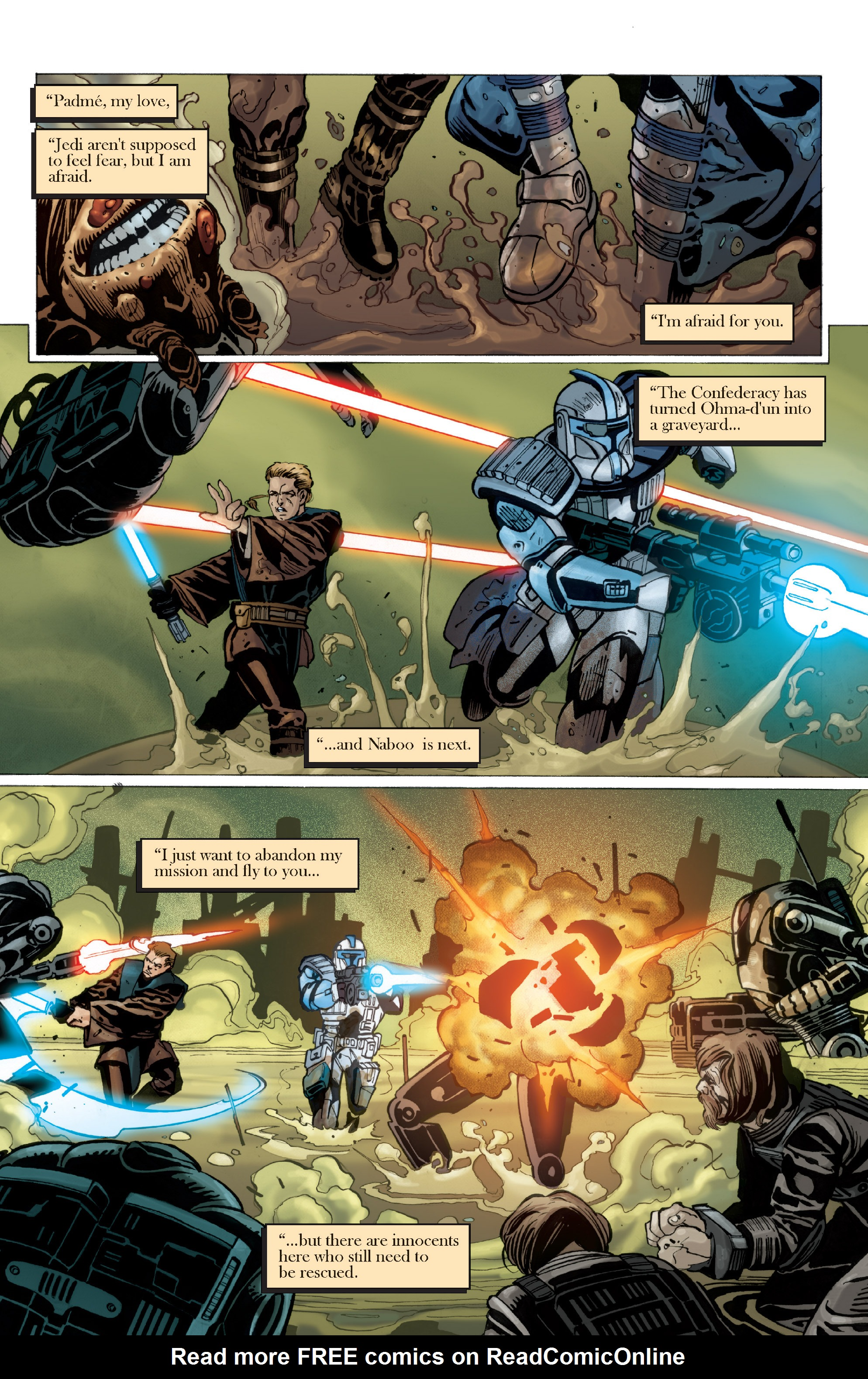 Read online Star Wars Omnibus comic -  Issue # Vol. 24 - 145