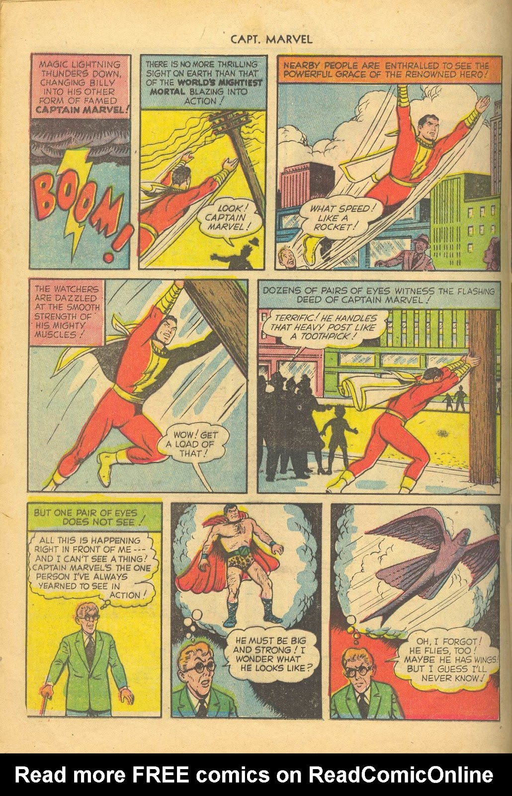 Captain Marvel Adventures issue 132 - Page 20