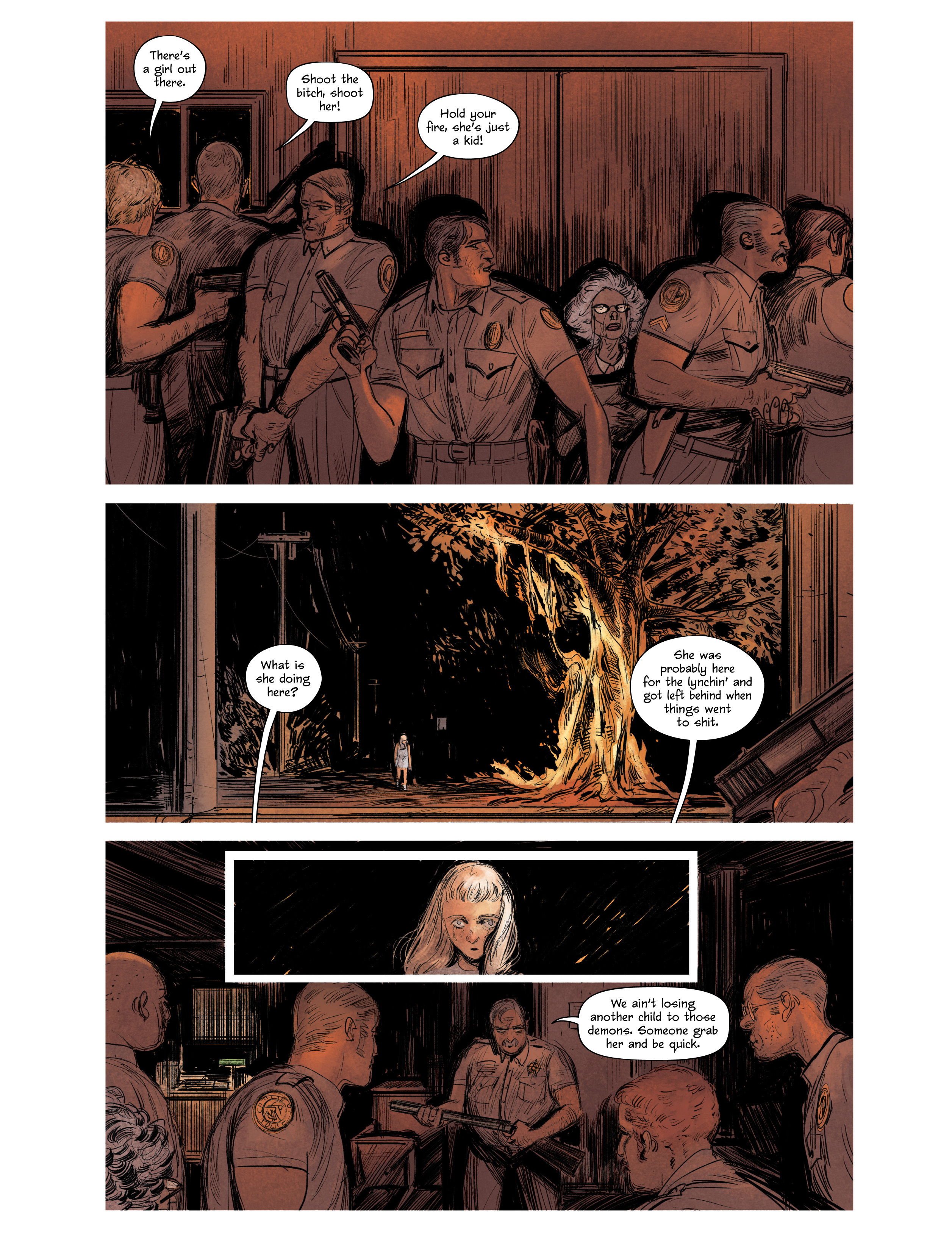 Read online Image comic -  Issue #14 - 42