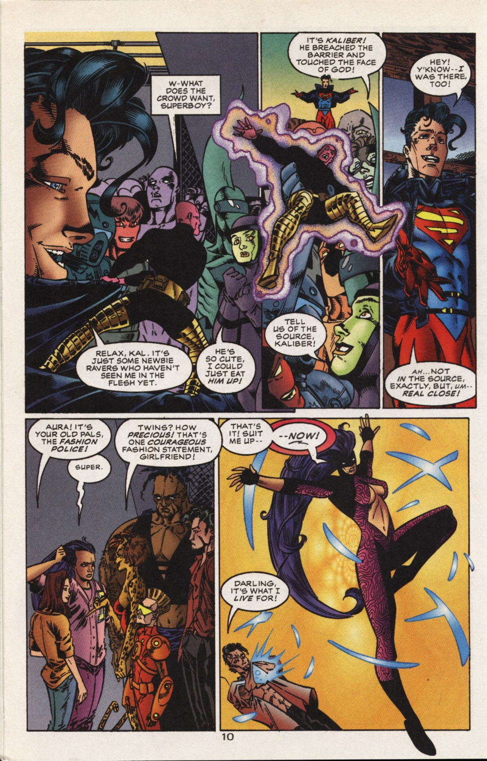 Superboy & The Ravers issue 15 - Page 11