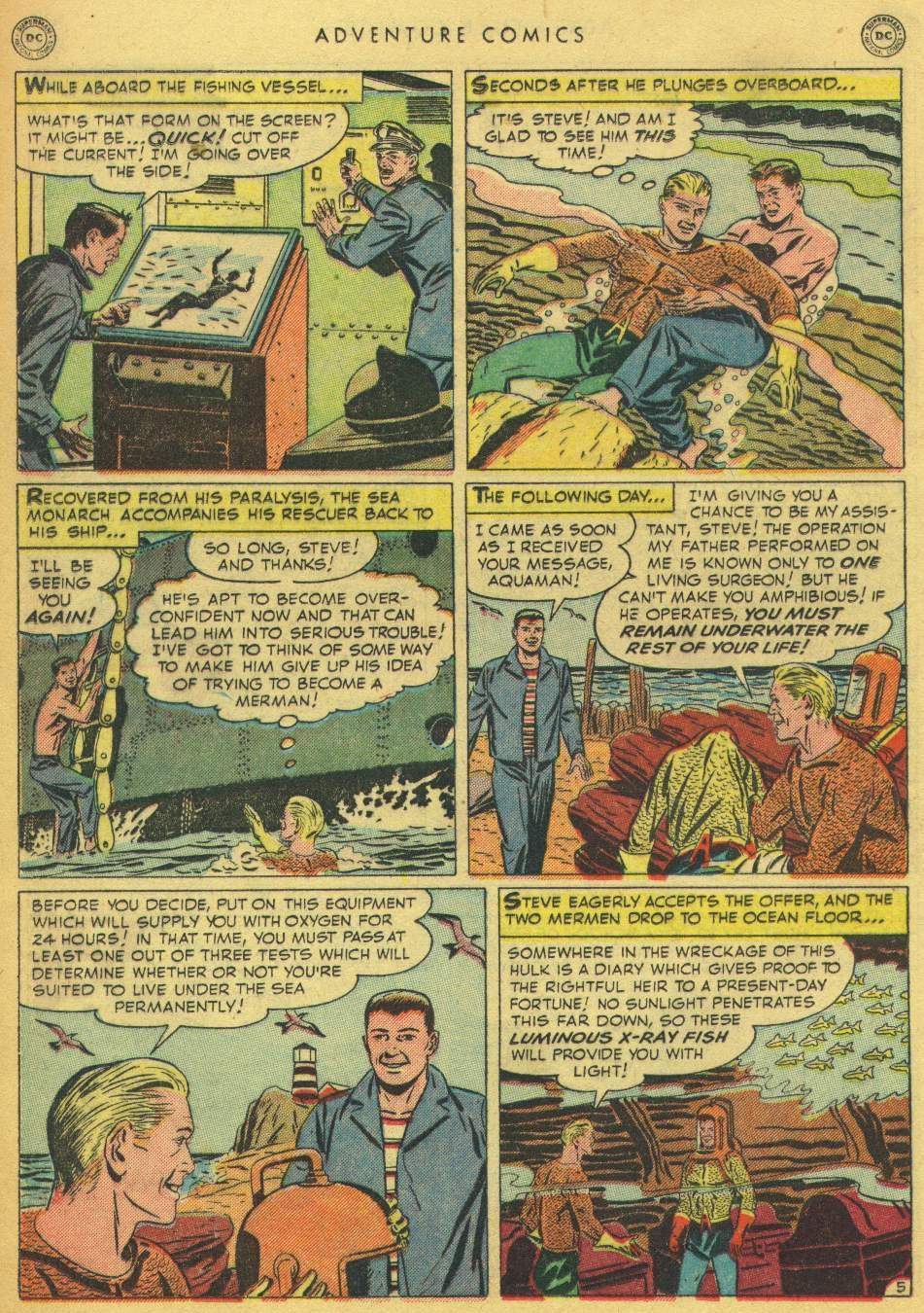 Read online Adventure Comics (1938) comic -  Issue #162 - 30