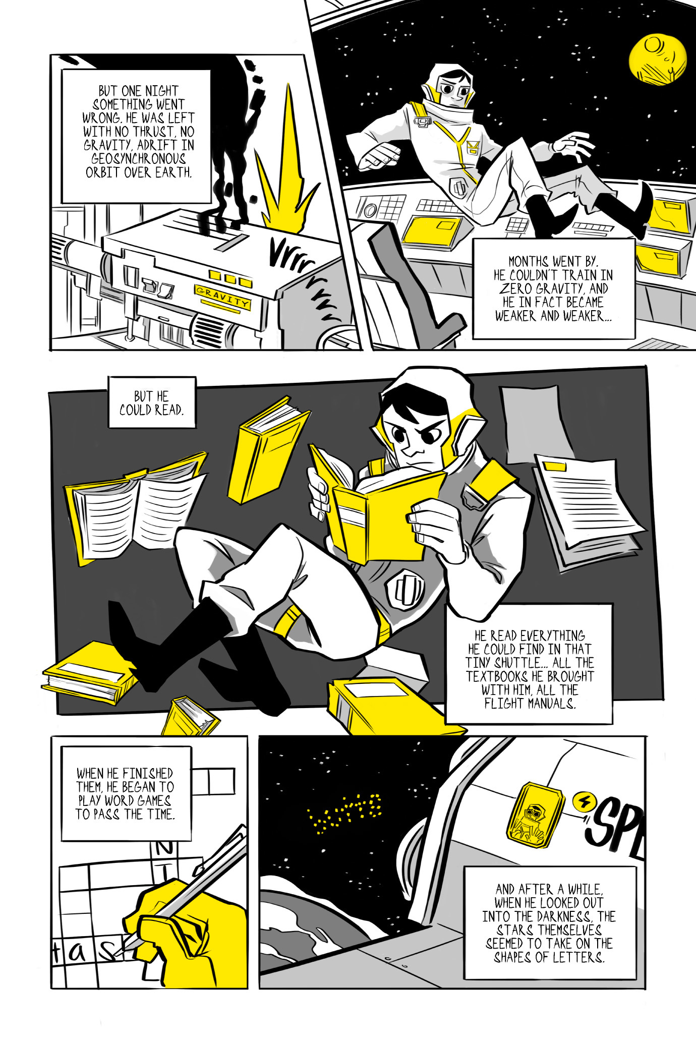 Read online BUZZ! comic -  Issue # TPB - 57