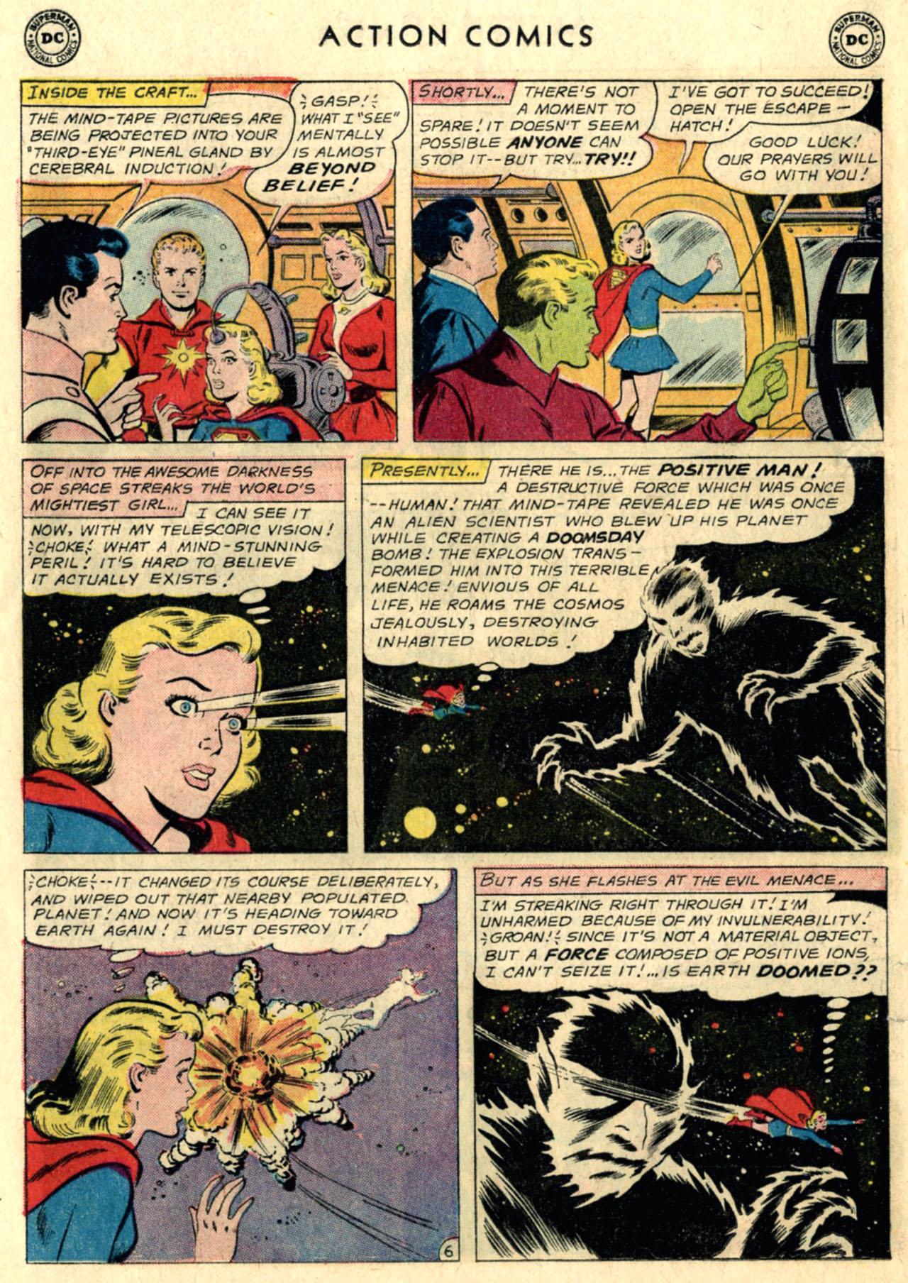 Action Comics (1938) 287 Page 23