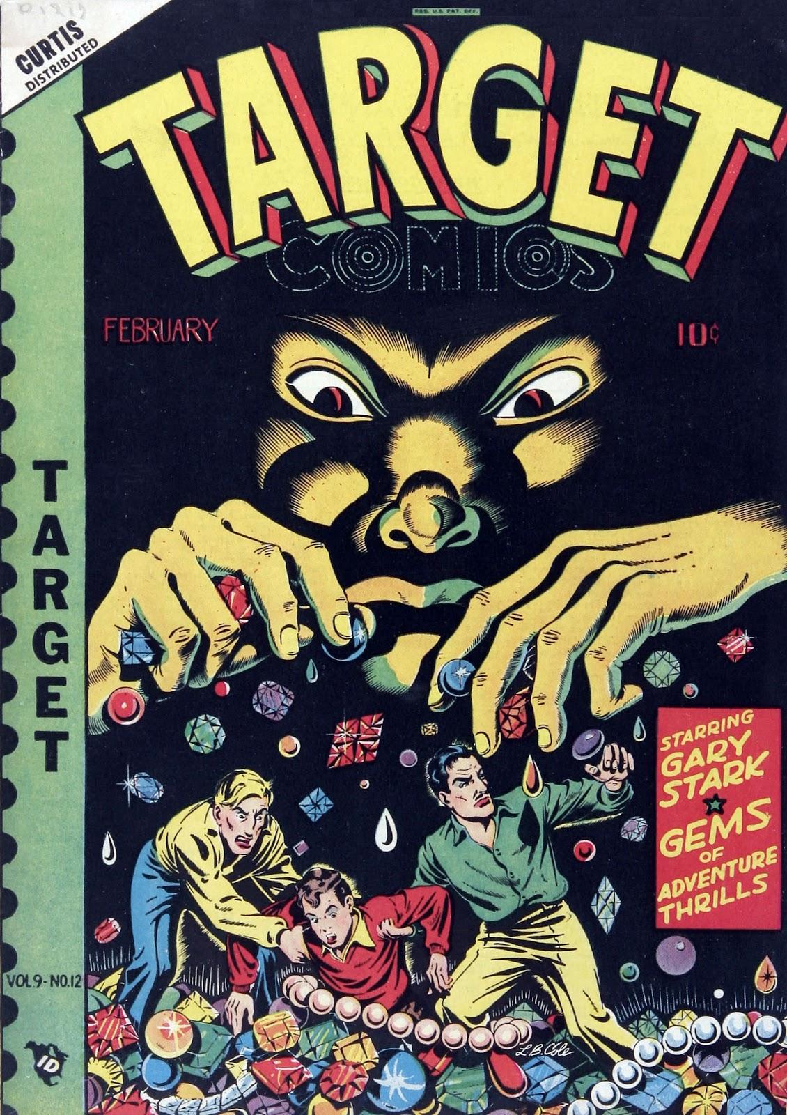 Target Comics 102 Page 1