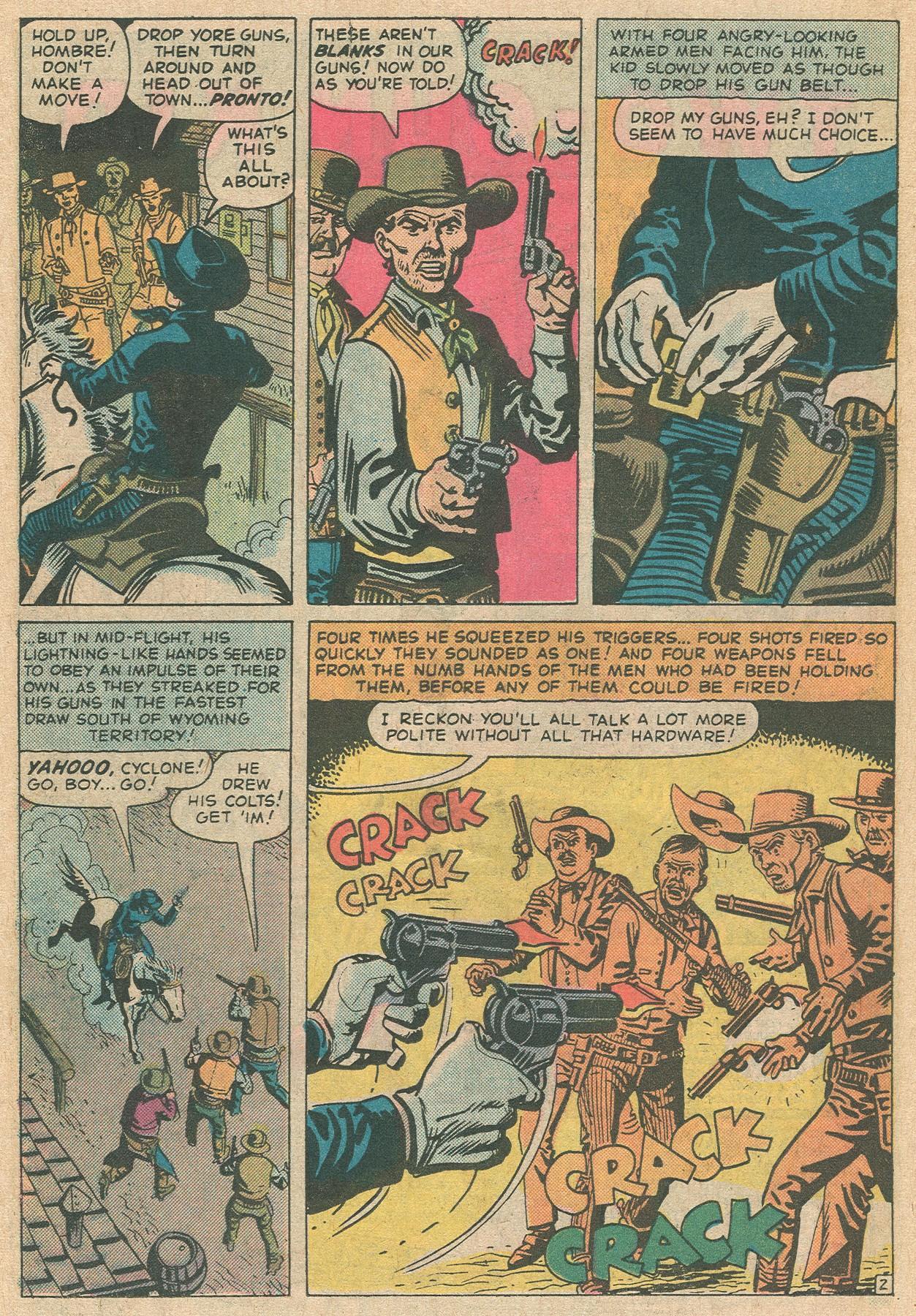 Read online Two-Gun Kid comic -  Issue #124 - 18