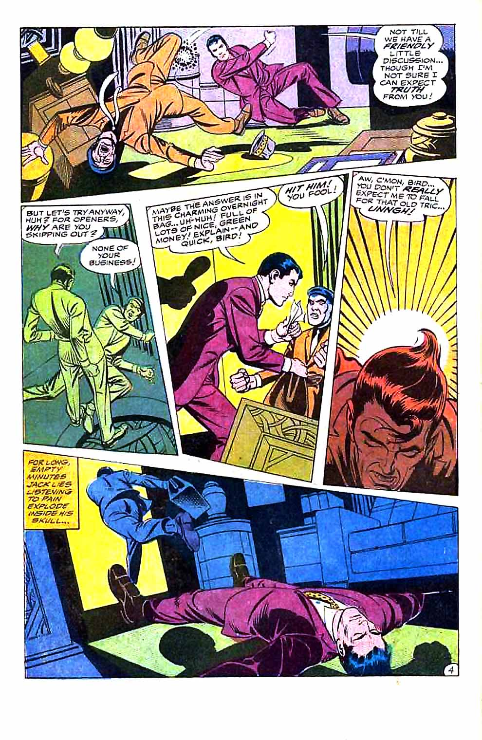 Beware The Creeper (1968) issue 5 - Page 6