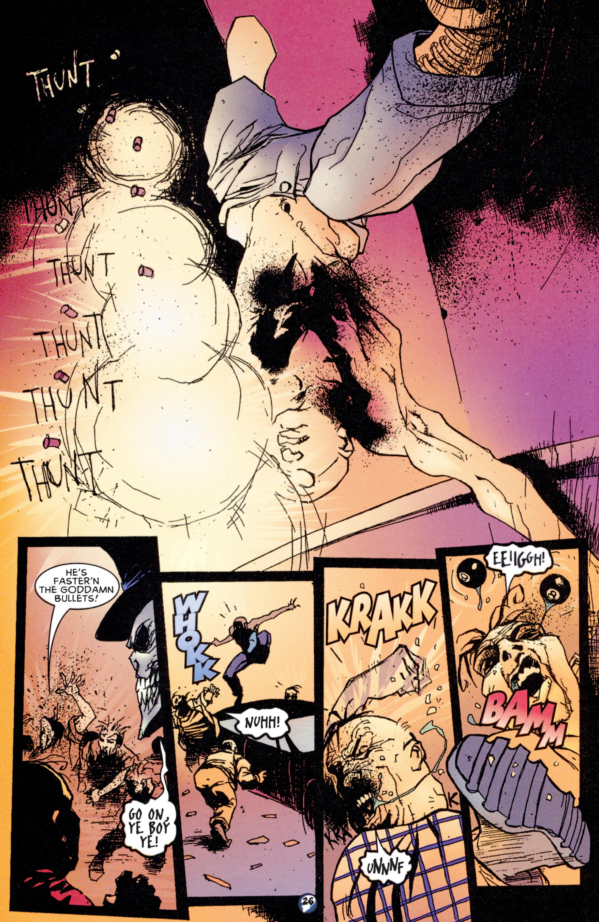 Read online Shadowman (1997) comic -  Issue #2 - 21