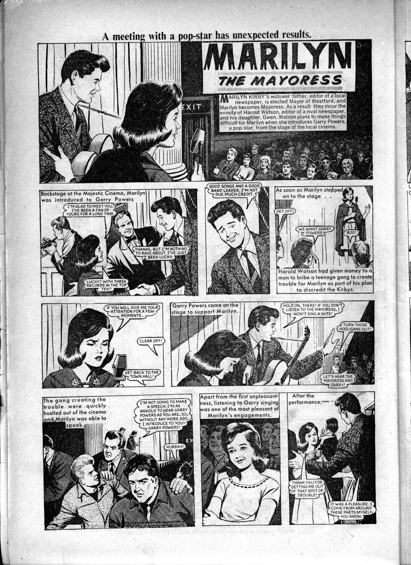 Read online Judy comic -  Issue #226 - 14