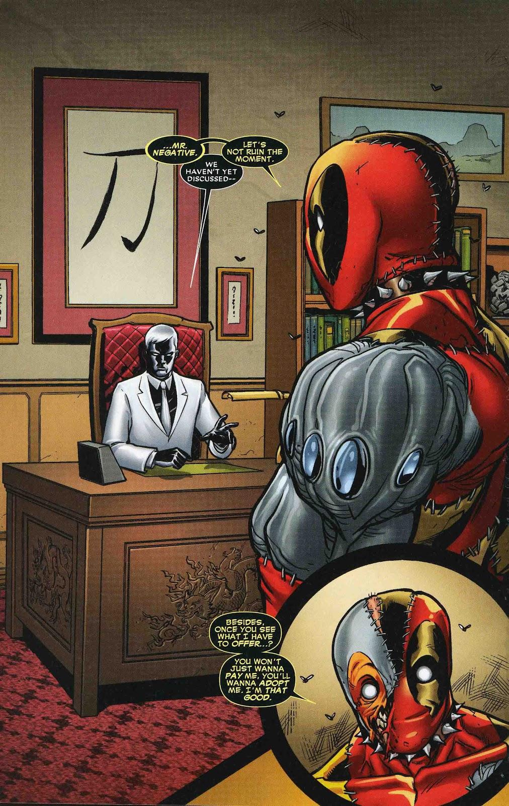 Read online Deadpool (2008) comic -  Issue #47 - 12