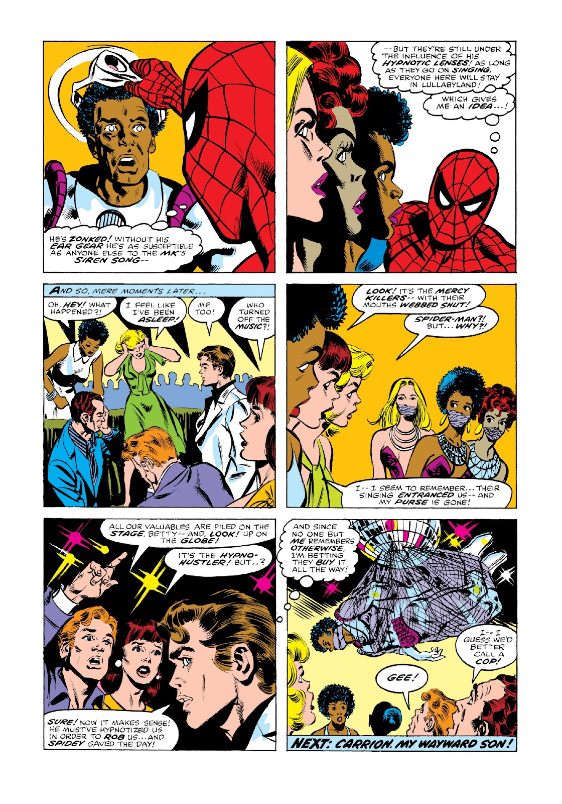 Read online Marvel Masterworks: The Spectacular Spider-Man comic -  Issue # TPB 2 (Part 2) - 71