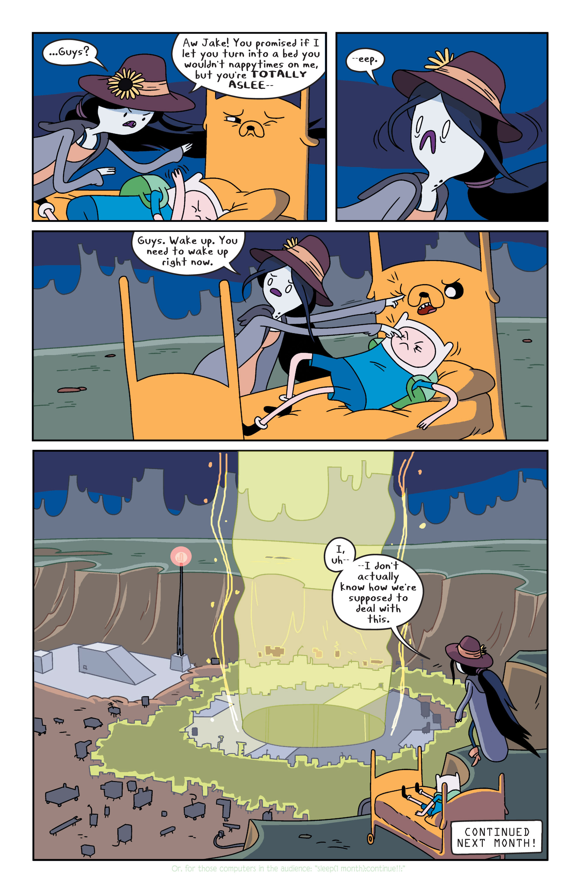 Adventure Time 12 Page 20