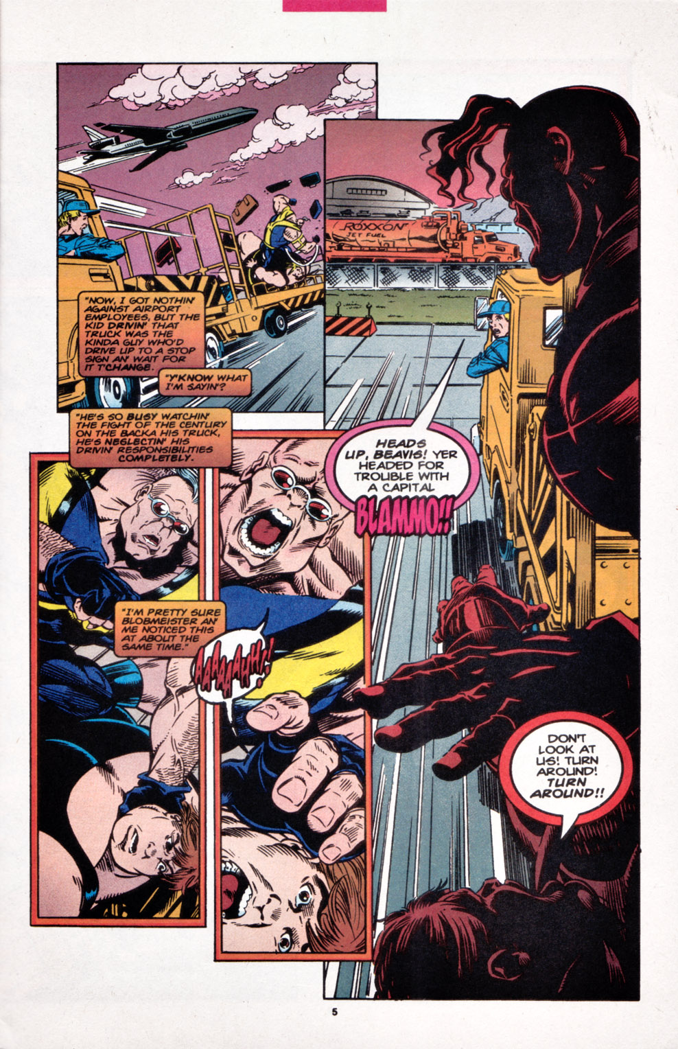 Read online X-Factor (1986) comic -  Issue #107 - 6