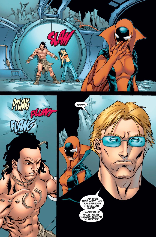 Read online Alpha Flight (2004) comic -  Issue #10 - 21