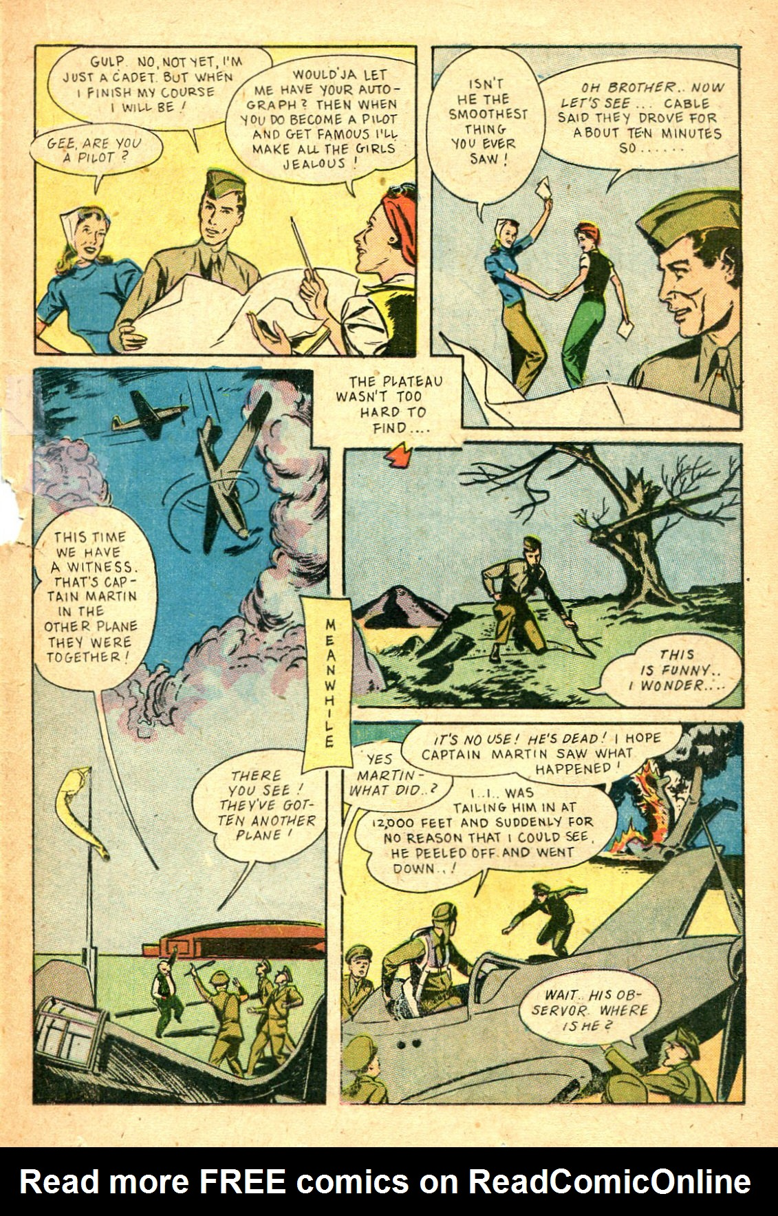 Read online Shadow Comics comic -  Issue #47 - 30