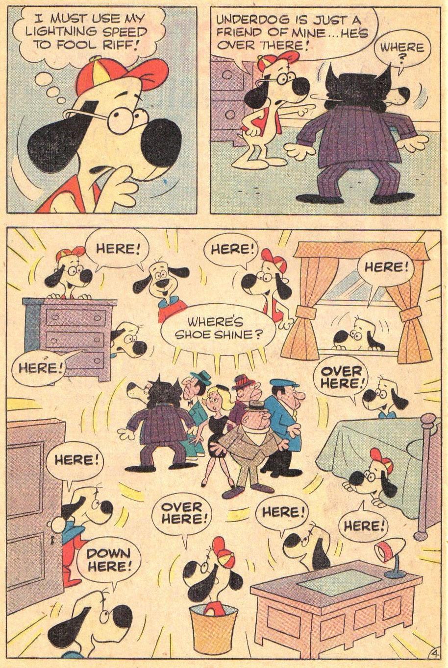 Underdog (1970) issue 3 - Page 25