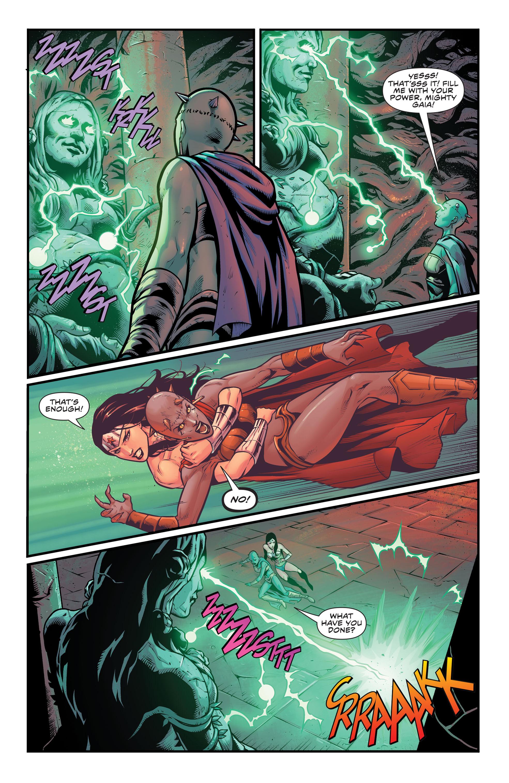 Read online Wonder Woman (2011) comic -  Issue #52 - 13