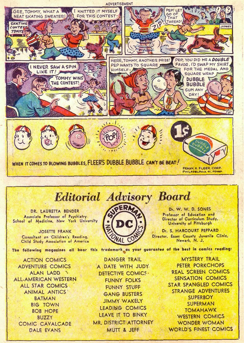 Read online Adventure Comics (1938) comic -  Issue #161 - 24