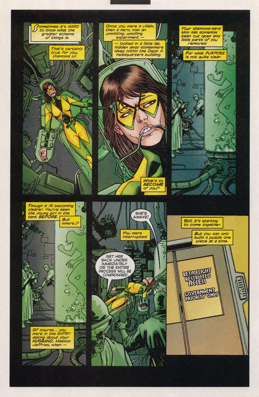 Read online Alpha Flight (1997) comic -  Issue #11 - 11
