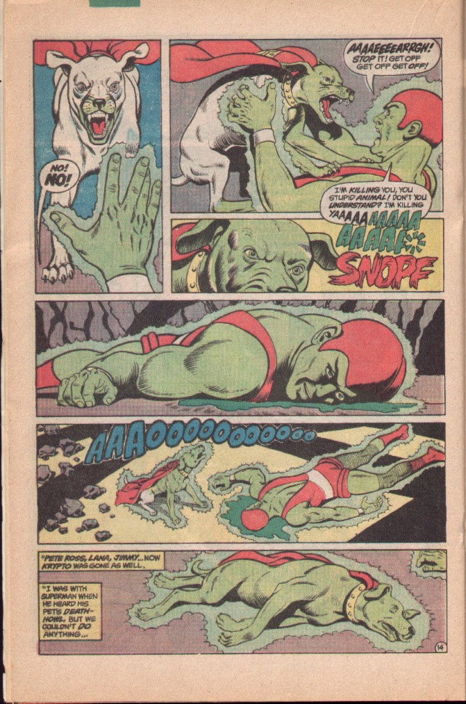 Read online Action Comics (1938) comic -  Issue #583 - 15
