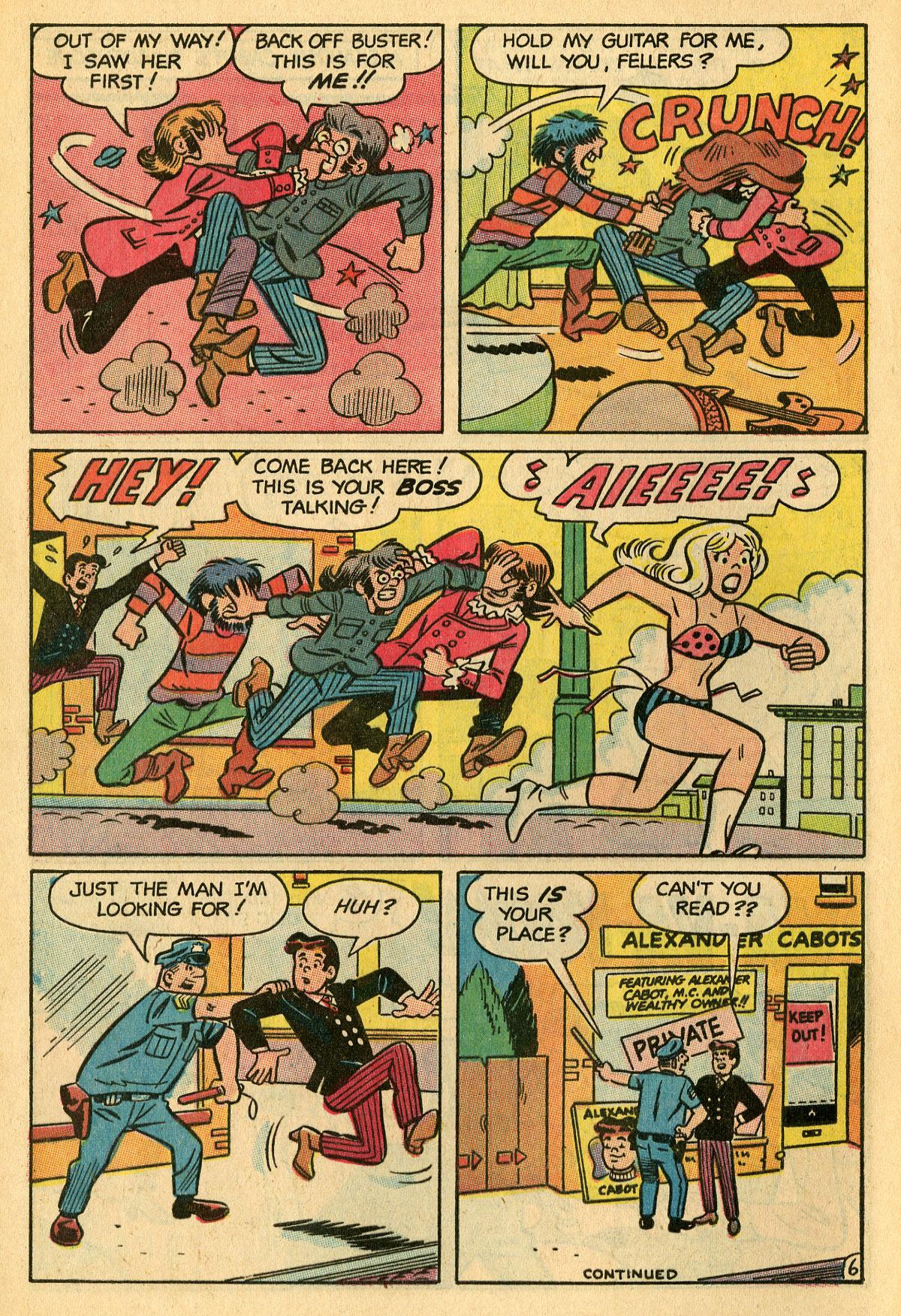 Read online She's Josie comic -  Issue #31 - 8