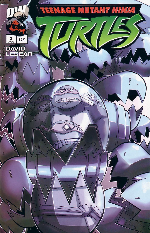 Teenage Mutant Ninja Turtles (2003) issue 3 - Page 1
