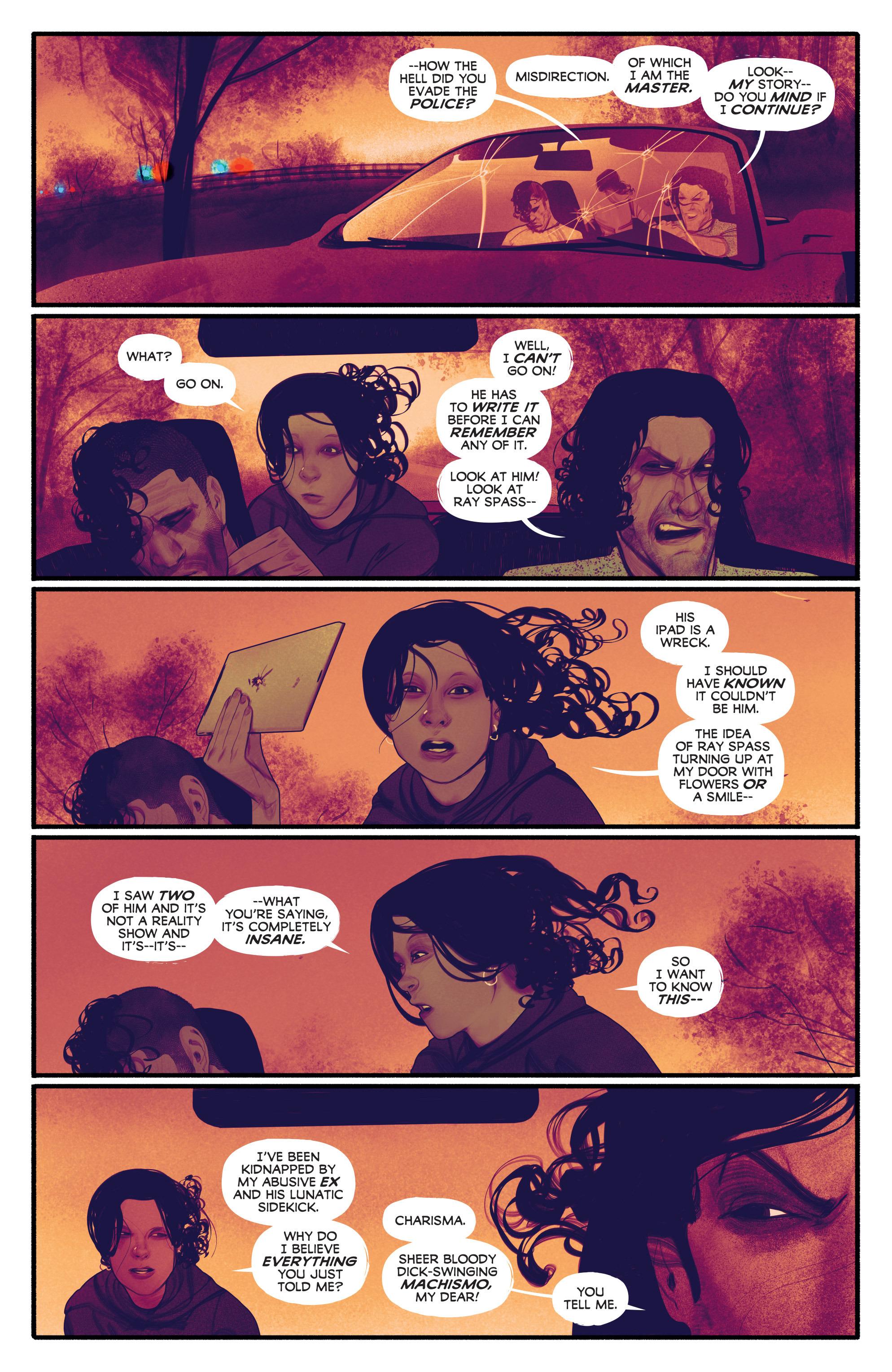 Read online Annihilator comic -  Issue #4 - 16