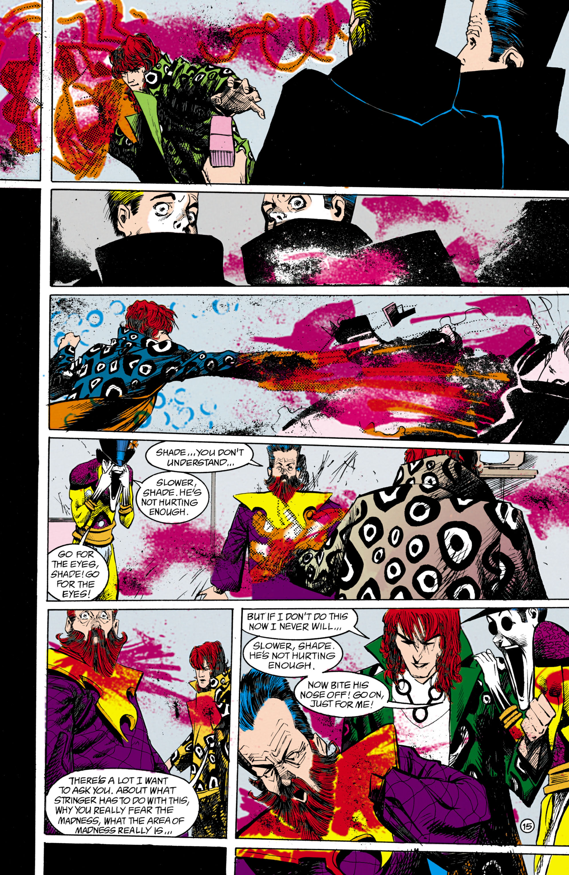 Read online Shade, the Changing Man comic -  Issue #18 - 15