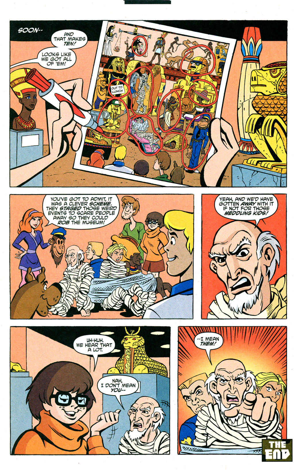 Read online Scooby-Doo (1997) comic -  Issue #89 - 13