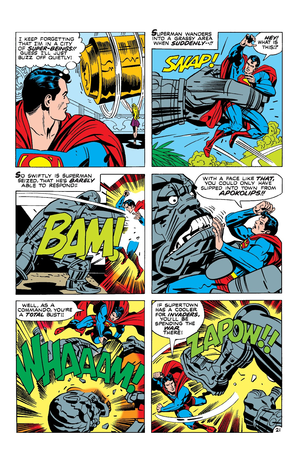 Read online Superman's Pal, Jimmy Olsen by Jack Kirby comic -  Issue # TPB (Part 4) - 32