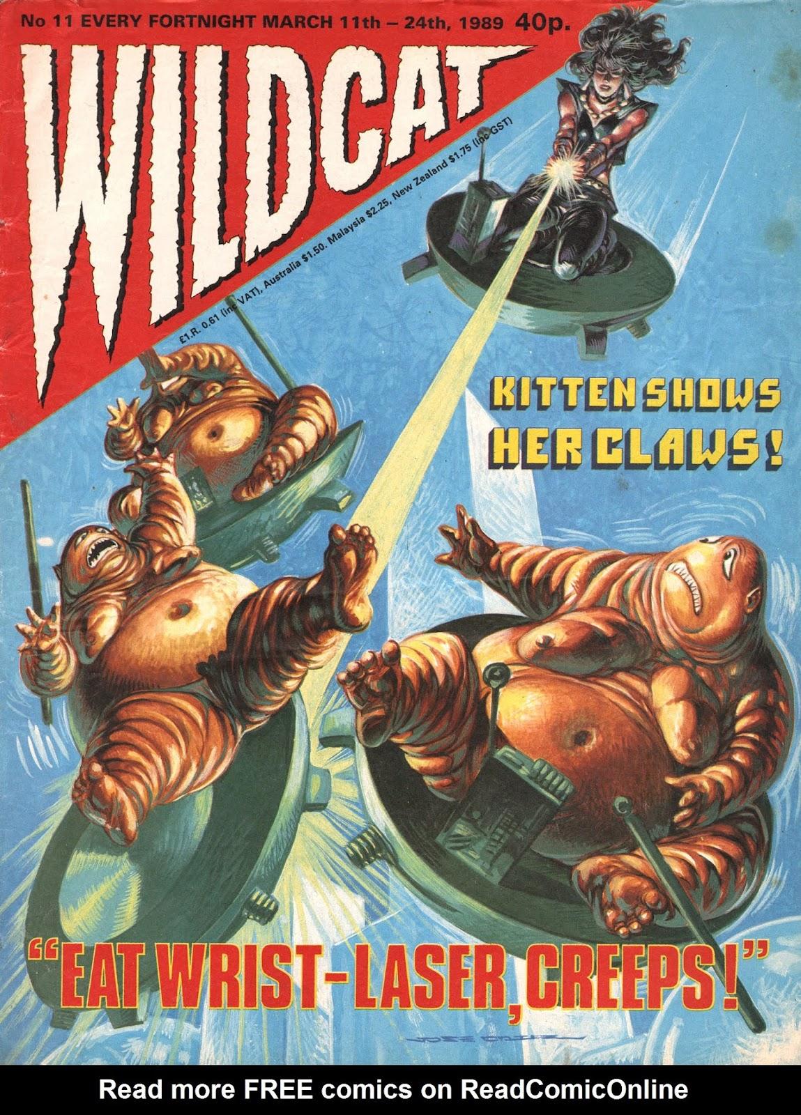 Wildcat 11 Page 1