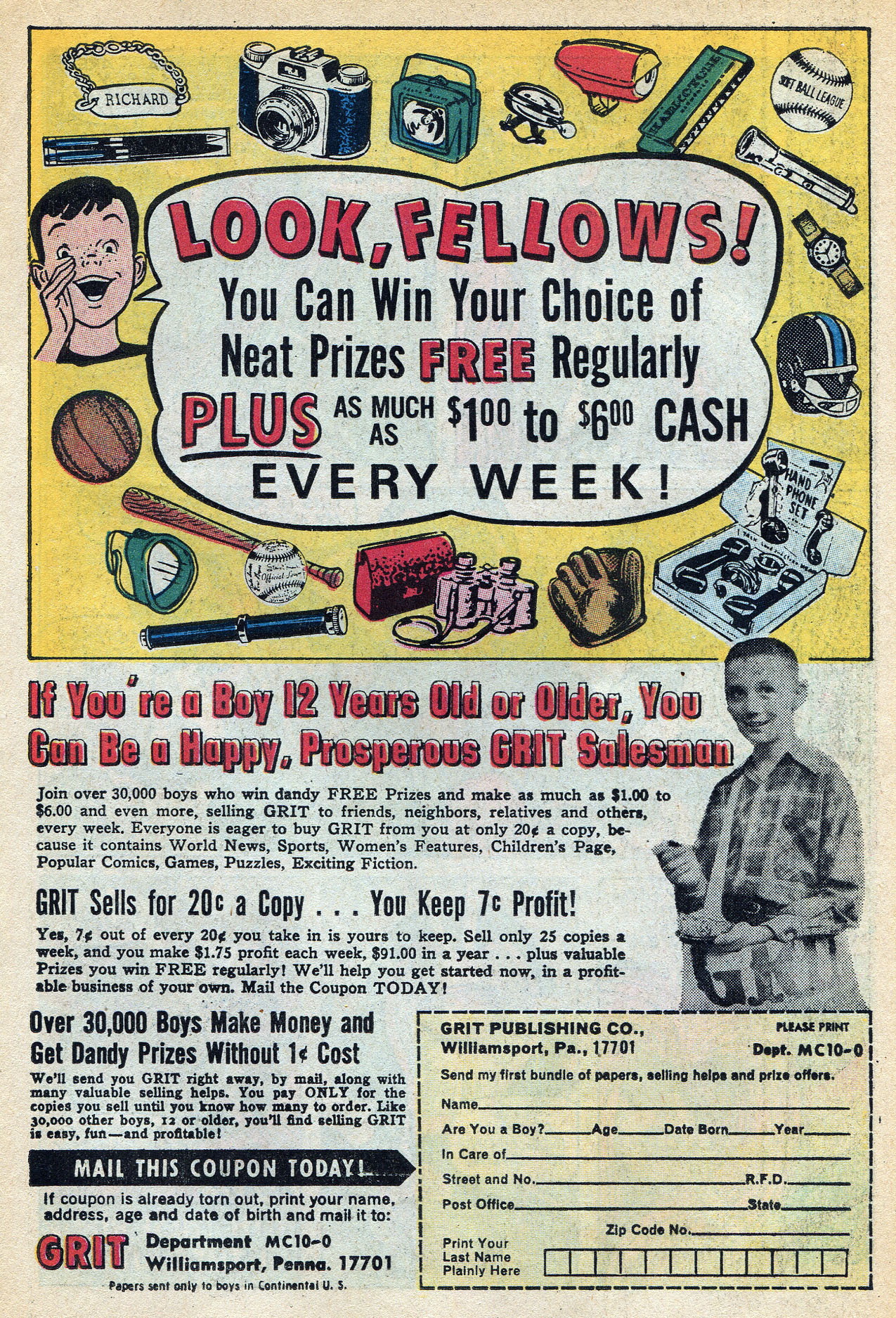 Read online Amazing Adventures (1970) comic -  Issue #3 - 15