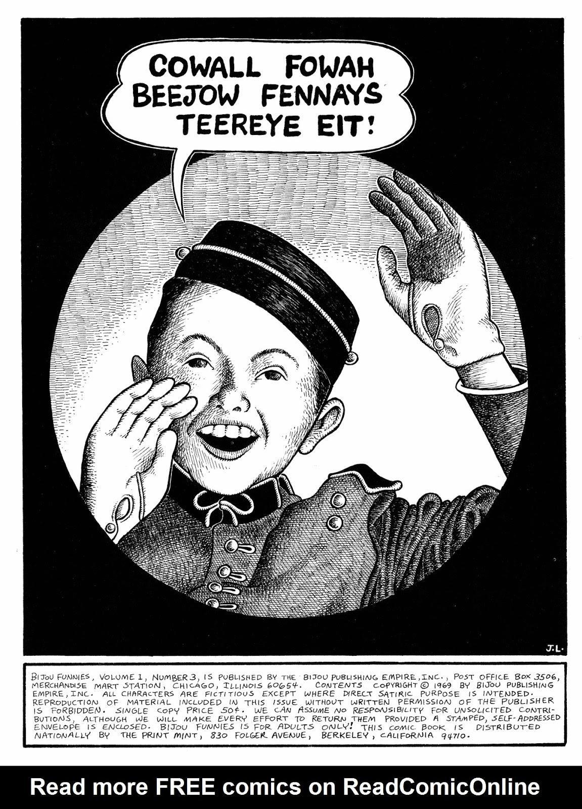 Bijou Funnies issue 3 - Page 2