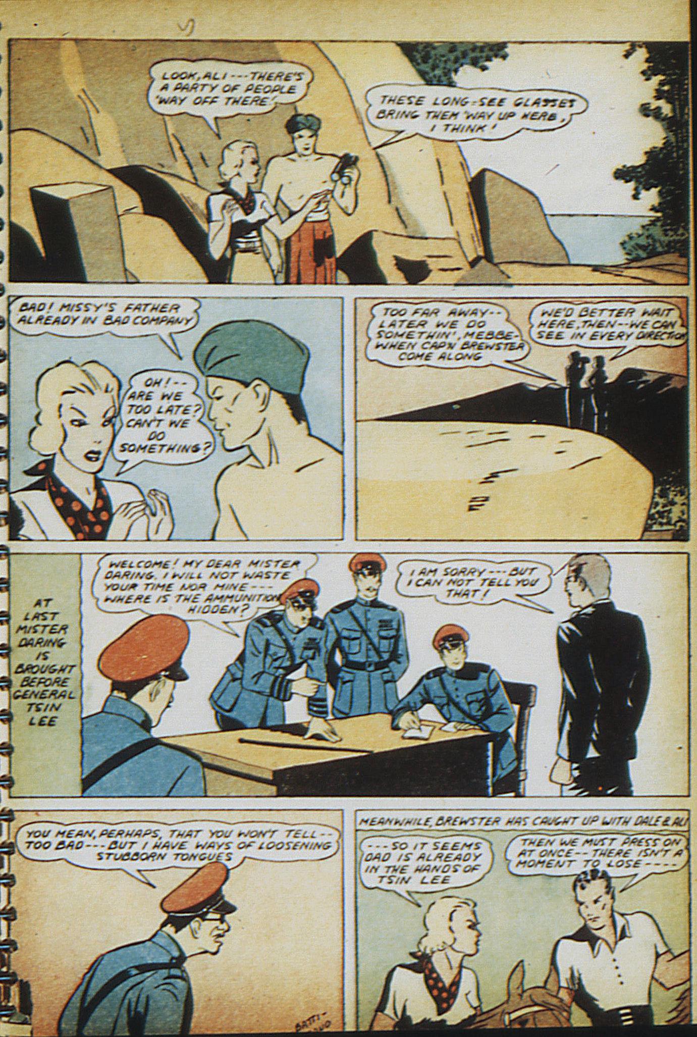 Read online Adventure Comics (1938) comic -  Issue #13 - 11