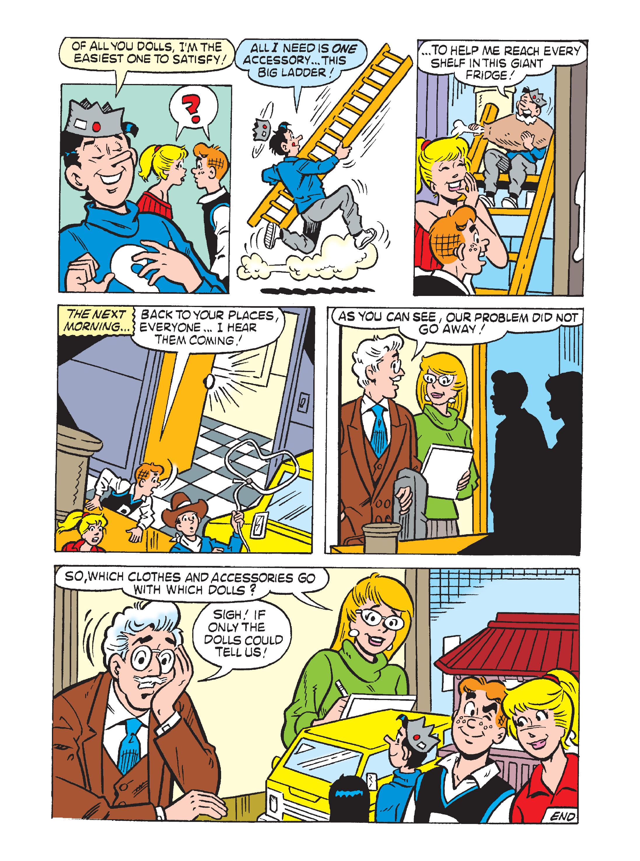 Read online Archie 1000 Page Comics Bonanza comic -  Issue #1 (Part 2) - 31