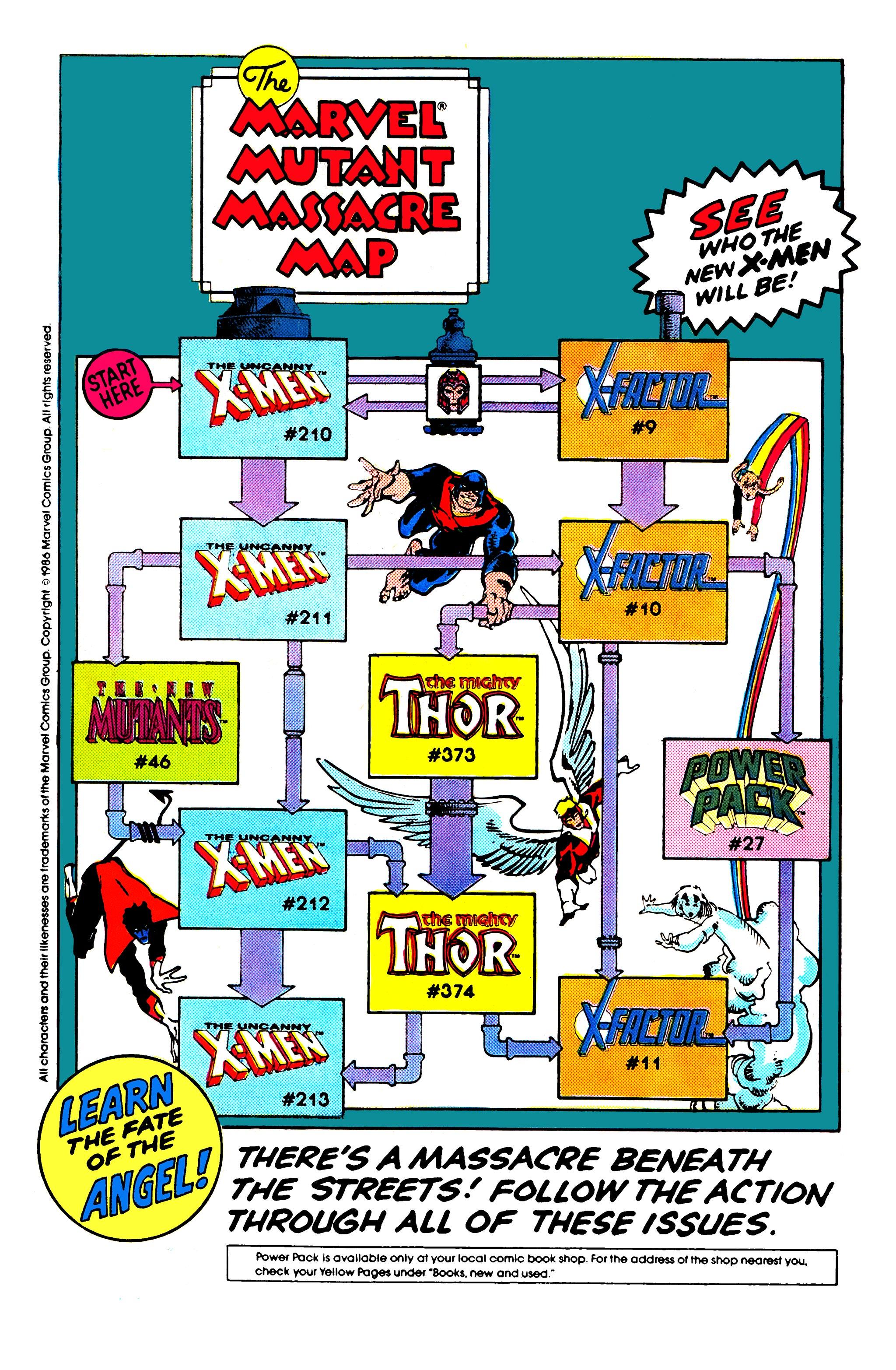 Read online Uncanny X-Men (1963) comic -  Issue #211 - 25
