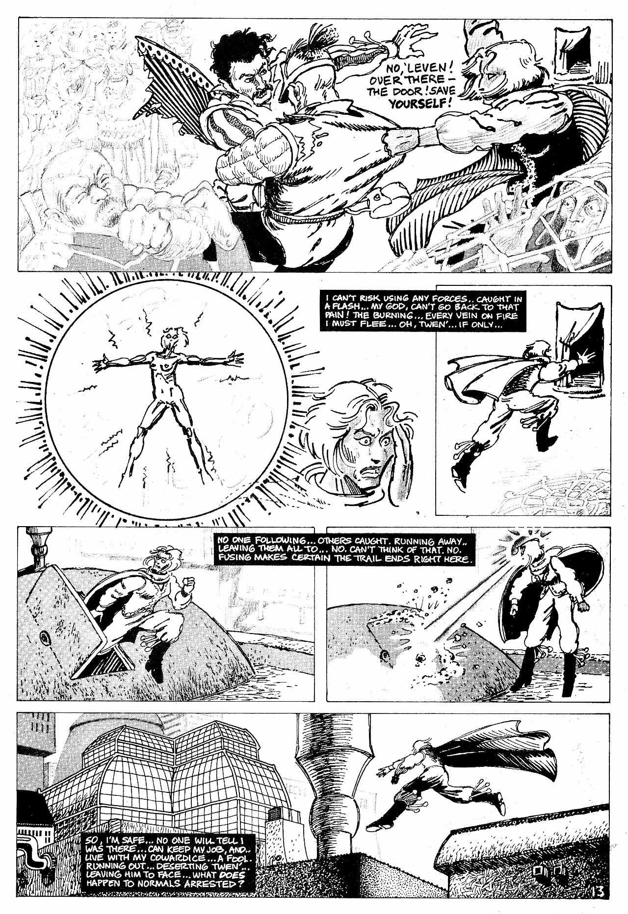 Read online Star*Reach comic -  Issue #14 - 30